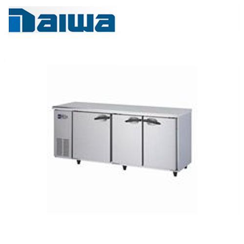 大和冷機工業 インバータ制御横型冷凍庫《エコ蔵くん》 6061SS-EC ダイワ 業務用 業務用冷凍庫 ヨコ型 コールドテーブル 台下冷凍庫