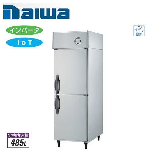 大和冷機工業 インバーター制御エコ蔵くん 縦型冷凍庫 223SS-EC ダイワ 業務用 業務用冷凍庫 タテ型