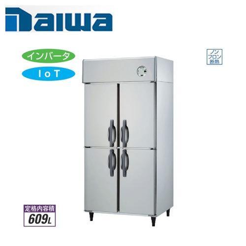 大和冷機工業 インバーター制御エコ蔵くん 縦型冷凍庫 303YSS-EC ダイワ 業務用 業務用冷凍庫 タテ型