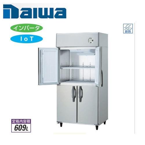 大和冷機工業 インバーター制御エコ蔵くん 縦型冷凍庫 301YSS-NP-EC ダイワ 業務用 業務用冷凍庫 タテ型