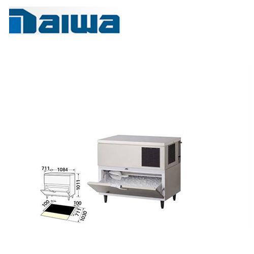 大和冷機工業 スタックオンタイプ・キューブアイス製氷機 DRI-110LM2-B ダイワ 業務用 業務用製氷機