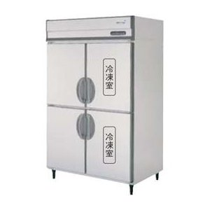 福島工業 縦型冷凍冷蔵庫 URN-122PMD6 業務用 業務用冷凍冷蔵庫 冷凍冷蔵庫 タテ型 フクシマ