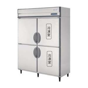 福島工業 縦型冷凍冷蔵庫 URD-152PMD6 業務用 業務用冷凍冷蔵庫 冷凍冷蔵庫 タテ型 フクシマ
