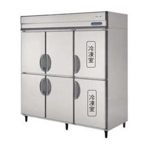福島工業 縦型冷凍冷蔵庫 URD-182PM6 業務用 業務用冷凍冷蔵庫 冷凍冷蔵庫 タテ型 フクシマ