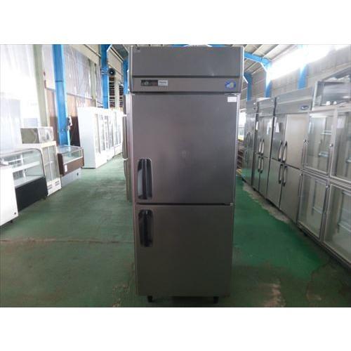 【中古】【送料都度見積】 パナソニック タテ型冷凍庫 SRF-J781VA