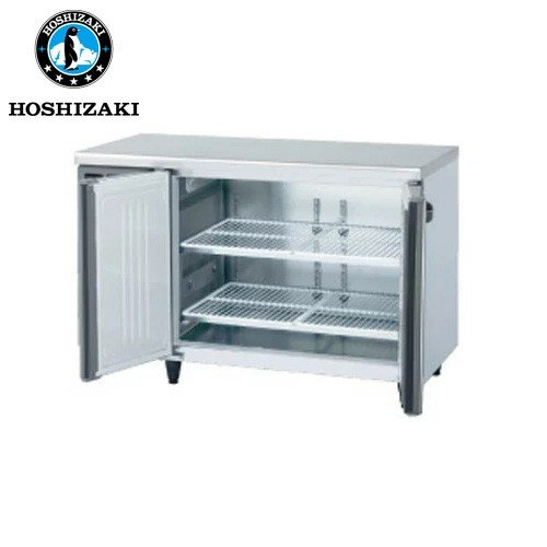 ホシザキ電気 横型冷凍庫 インバーター制御 FT-120SNF-E-ML 業務用テーブル形冷凍庫 業務用 業務用冷凍庫 台下冷凍庫 アンダーカウンター テーブル形