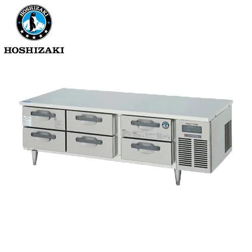 ホシザキ電気 ドロワータイプ冷凍庫 FTL-165DDF-R 業務用冷凍庫 ドロワー冷凍庫 台下 アンダーカウンター テーブル