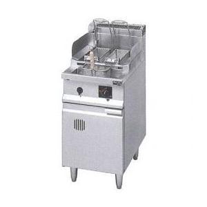 MRP-HT046 マルゼン スパゲティ釜 反転式 業務用 茹で麺器 ゆで麺器 ゆで麺機