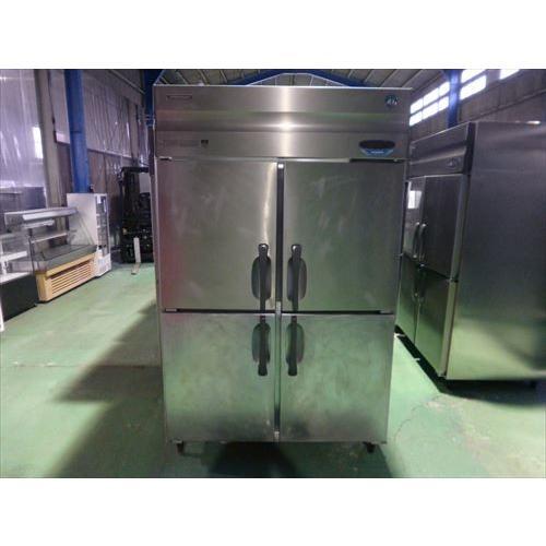 【中古】【送料都度見積】 ホシザキ タテ型冷蔵庫 HR-120X3