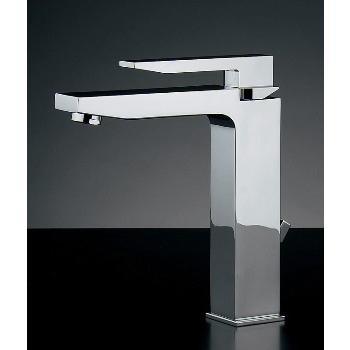 シングルレバー混合栓(トール)183-081 カクダイ