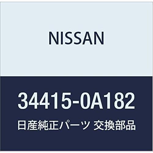 NISSAN(ニッサン)日産純正部品 ケーブルアッシー 34415-0A182