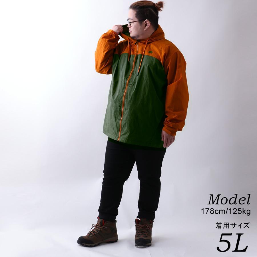 大きサイズ メンズ ウインドブレーカー|marukawa7|11