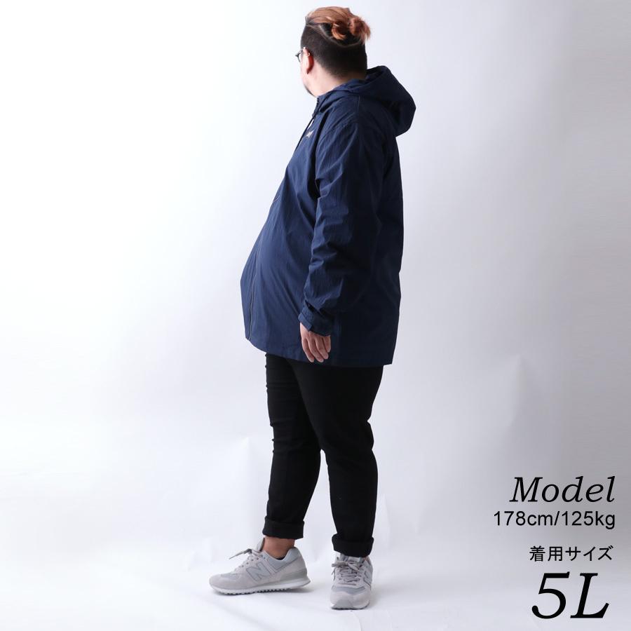 大きサイズ メンズ ウインドブレーカー|marukawa7|12
