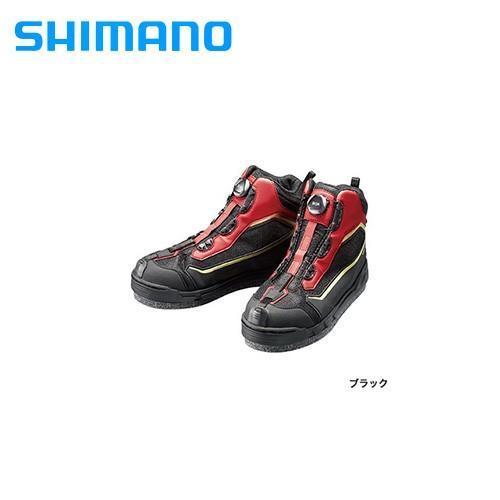 シマノ DSカットラバーピンシューズ FS-155R ブラック 260
