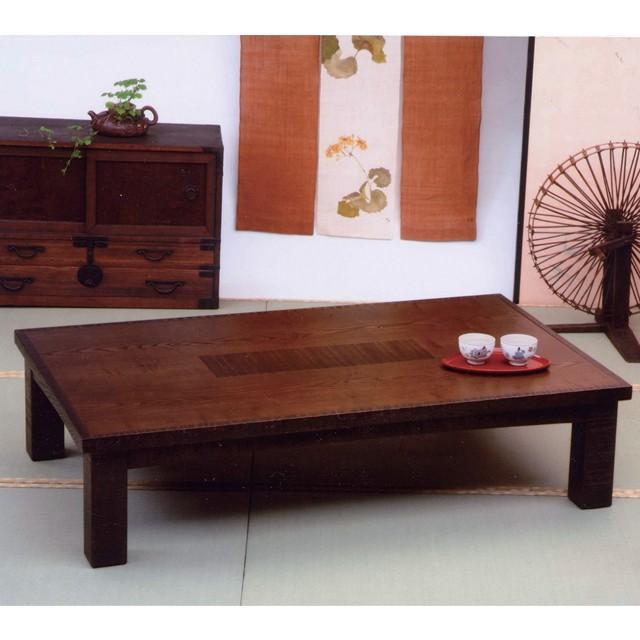 こたつ テーブル 国産 長方形 おしゃれ コタツ 木製こたつ 芦原105