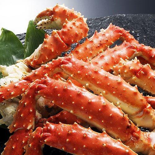 (ロシア産) 極太 タラバガニ足 3kg 5L かに カニ 蟹 タラバガニ