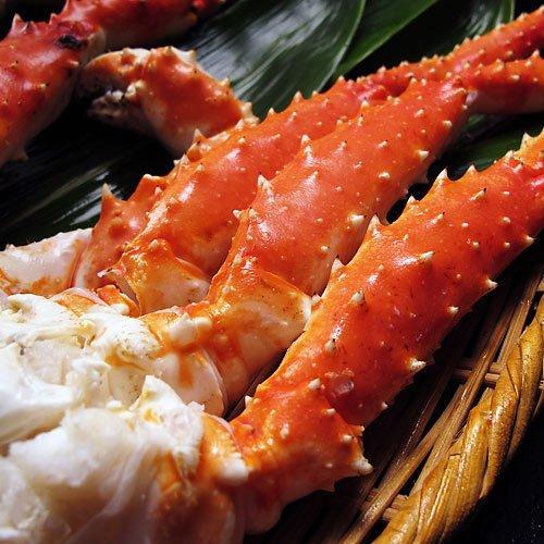 (ロシア産) タラバガニ足 4kg 3L かに カニ 蟹 タラバガニ ギフト