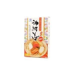 沖縄ハム(オキハム) 沖縄そば4食 480g×15箱 13130201 0267548