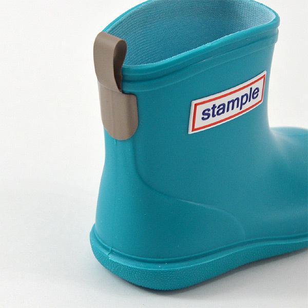 レインブーツ 長靴 子供用 キッズ ベビー 通園 シンプル 男の子 女の子 13.0cm-20.0cm 日本製 stample スタンプル 75005-BOT 8000097|marumiya-world|15