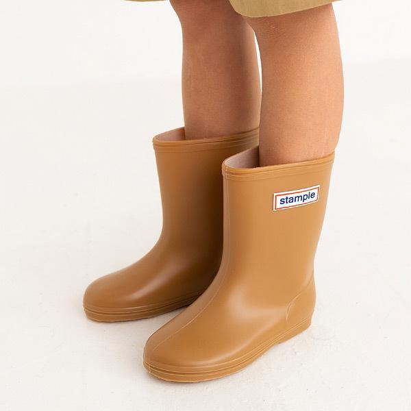 レインブーツ 長靴 子供用 キッズ ベビー 通園 シンプル 男の子 女の子 13.0cm-20.0cm 日本製 stample スタンプル 75005-BOT 8000097|marumiya-world|18