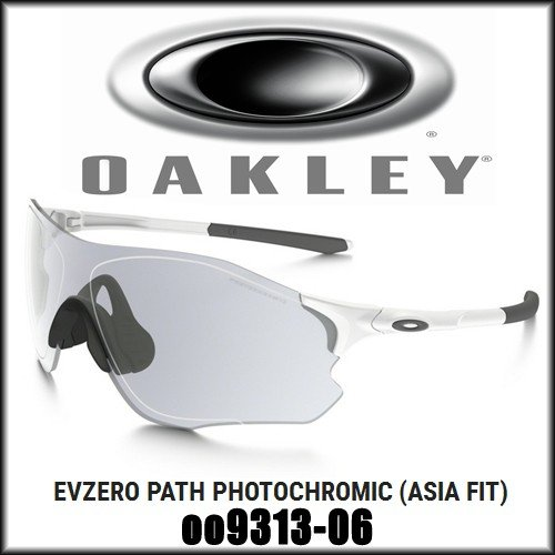 OAKLEY オークリー EVZERO PATH PHOTOCHROMIC イーブイゼロ パス フォトクロミック OO9313-06 調光 サングラス 保証書付き