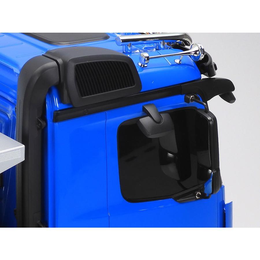 タミヤ 1/14スケール メルセデス・ベンツ アロクス 4151 8x4 ダンプトラック (プロポ付) 電動ラジコン組立キット  56365 marusan-hobby 04