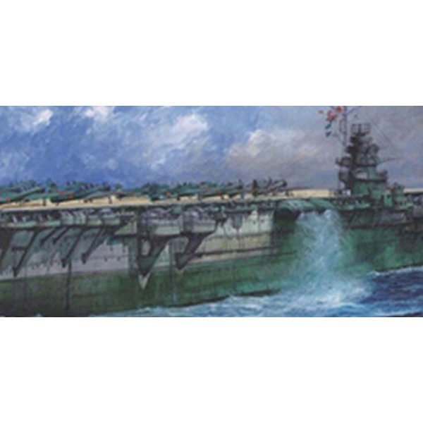 フジミ1/350 艦船SP 日本海軍航空母艦 瑞鶴 艦載機36機付き