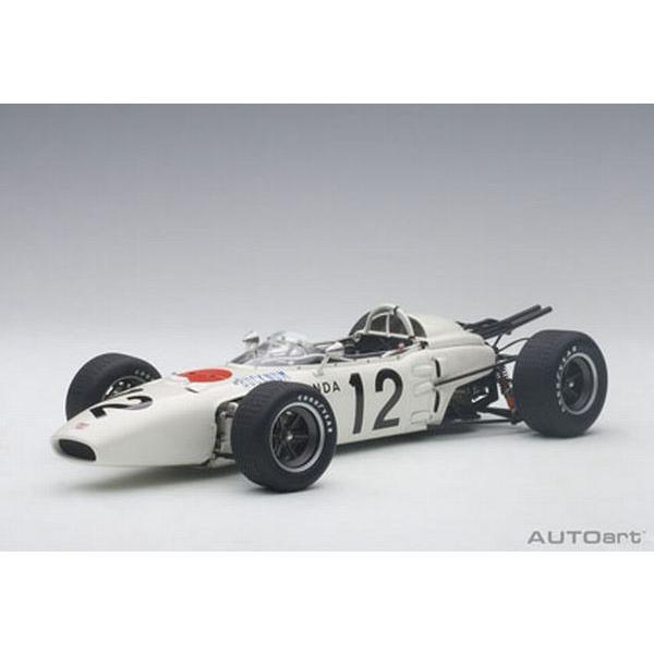 オートアート 1/18 ホンダ RA272 F1 1965 #12 メキシコGP 5位入賞 (ロニー・バックナム) 865981