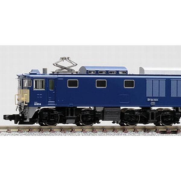 トミックス(tomix)国鉄 EF64-1000形電気機関車(前期型)