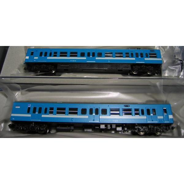 ■マイクロエース■国鉄119系飯田線色 非冷房2両セット 【鉄道模型Nゲージ】a0380