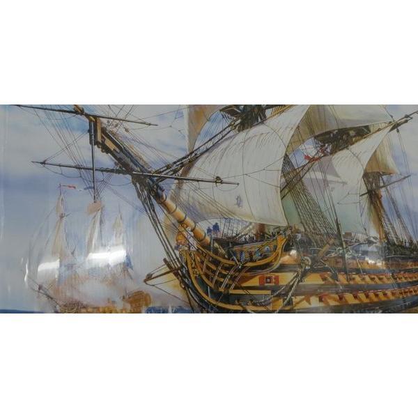 エレール1/100 帆船 HMS ビクトリー