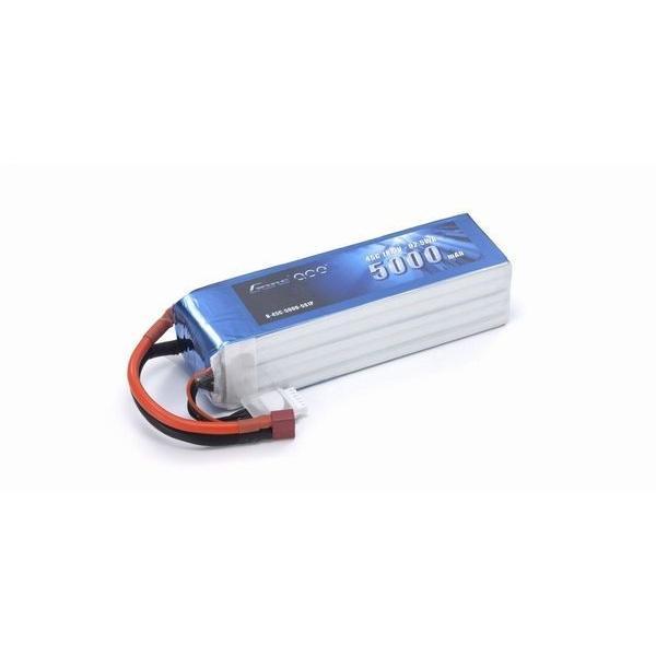 Gens ace(ジェンズエース) リポ 5000 (45C/18.5V/ソフトパック) 京商 GAB2501