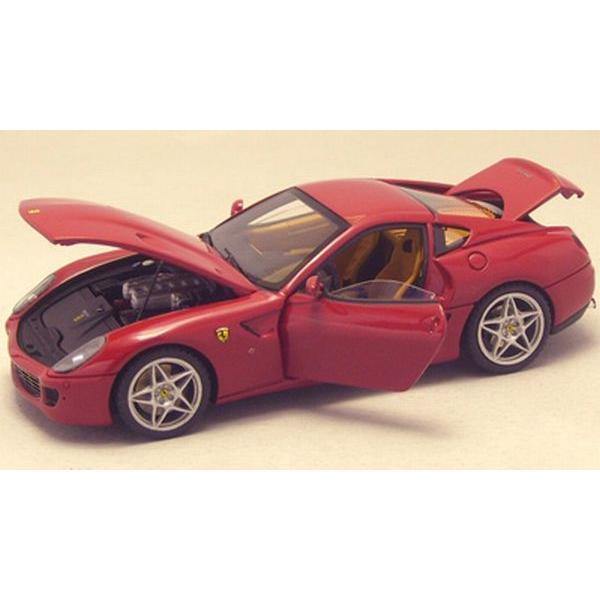 レーシング43 1/43 フェラーリ599GTB フィオラノ(ロッソコルサ/レッド)