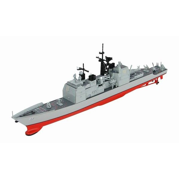 ホビーマスター 1/700 タイコンデロガ級ミサイル巡洋艦 CG-47 タイコンデロガ 完成品