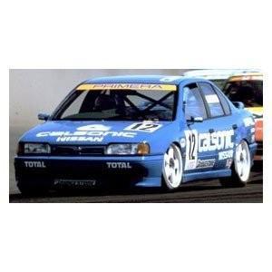 1/ 43 日産 カルソニック プリメーラ #12 1994 JTCC TOKACHI イグニッションモデル IG1850 ミニカー