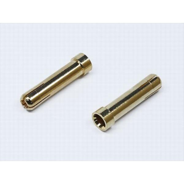 5mm-4mmヨーロピアン変換プラグ 2個入  スクエアー SGC-72|marusan-hobby