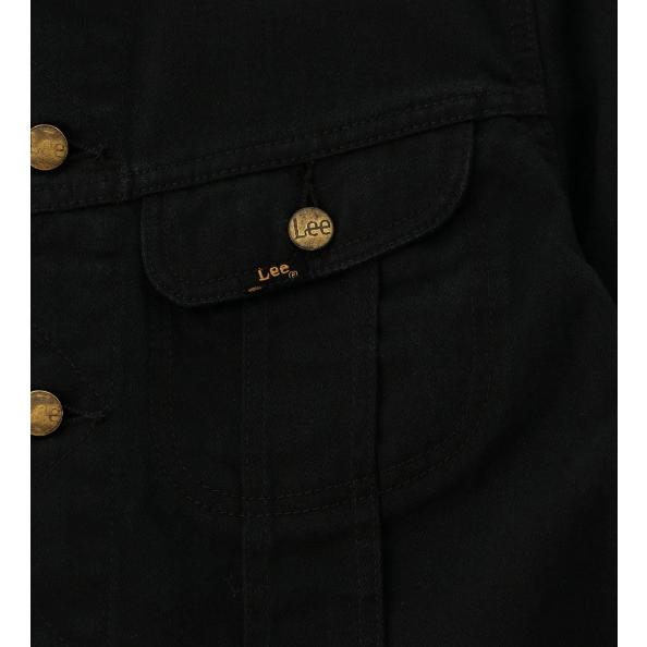 Lee LT0521-075 サテン・ウエスターナー/ブラック リー サテンGジャン メンズ|maruseru|04