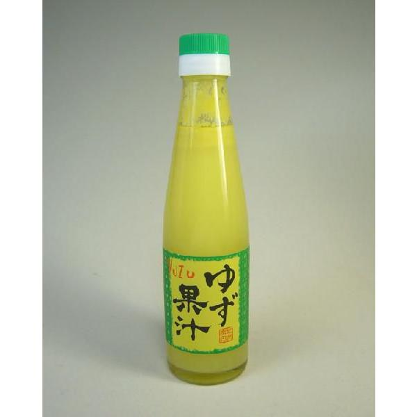 ゆず果汁 100% 200ml 香りが違う 無添加 付与 紀州有田の無農薬ゆず 湯浅醤油 丸新本家 買物