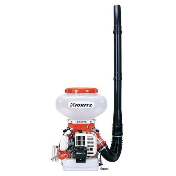 【KIORITZ/共立】背負動力散布機 DME401F[動散/散布機]