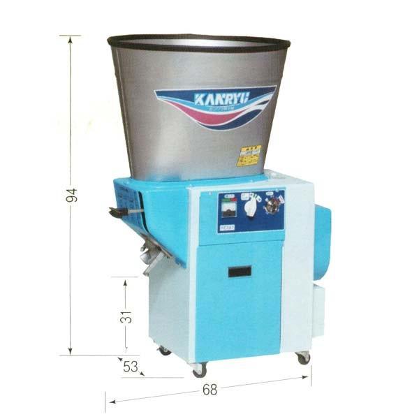 【KANRYU/カンリウ】循環型精米機『RE387 (三相200V仕様)』[精米器 家庭用 農家向け]