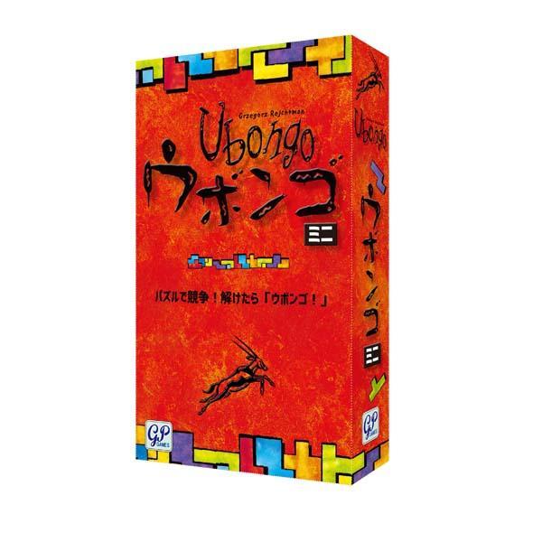 特別セール品 ウボンゴ ミニ ジーピー 男女兼用 GP カードゲーム