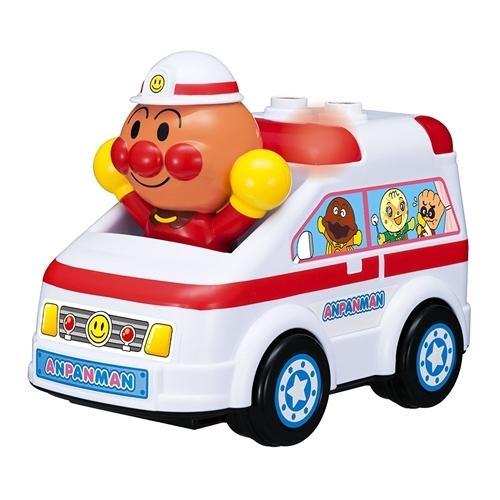 アガツマ 期間限定の激安セール アンパンマン おしゃべり救急車 デポー 対象年齢 1歳6ヶ月以上