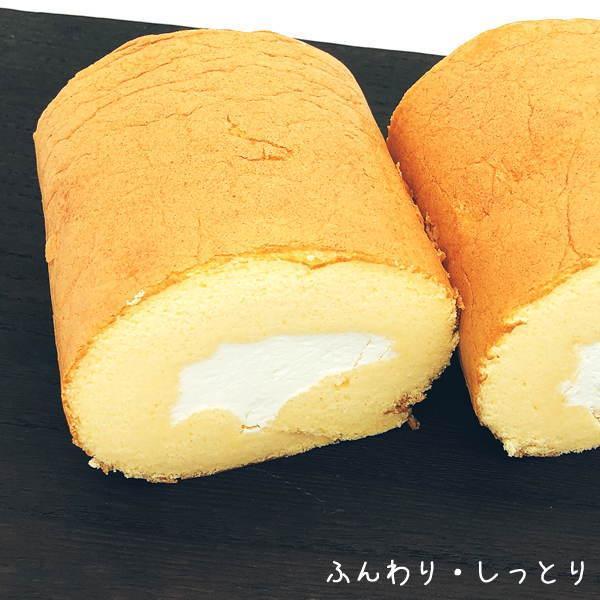 木島平米粉で作ったふんわりな ロールケーキピース10個入 木島平コシヒカリ粉100% お取り寄せ 米粉スイーツ 送料無料 グルテンフリー 誕生日 お歳暮 ギフト|marutomi-s|04