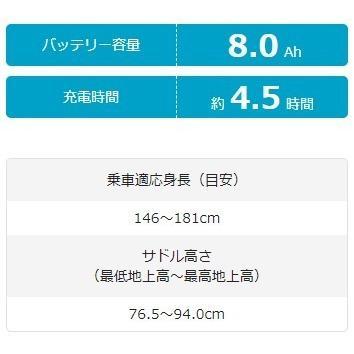 最大+10%倍!倍!ストア 電動自転車 パナソニック スポーツ ベロスターミニ VELOSTAR MINI マットオリーブ 20インチ 7段変速 2021年モデル BE-ELVS073|marutomiauto|04