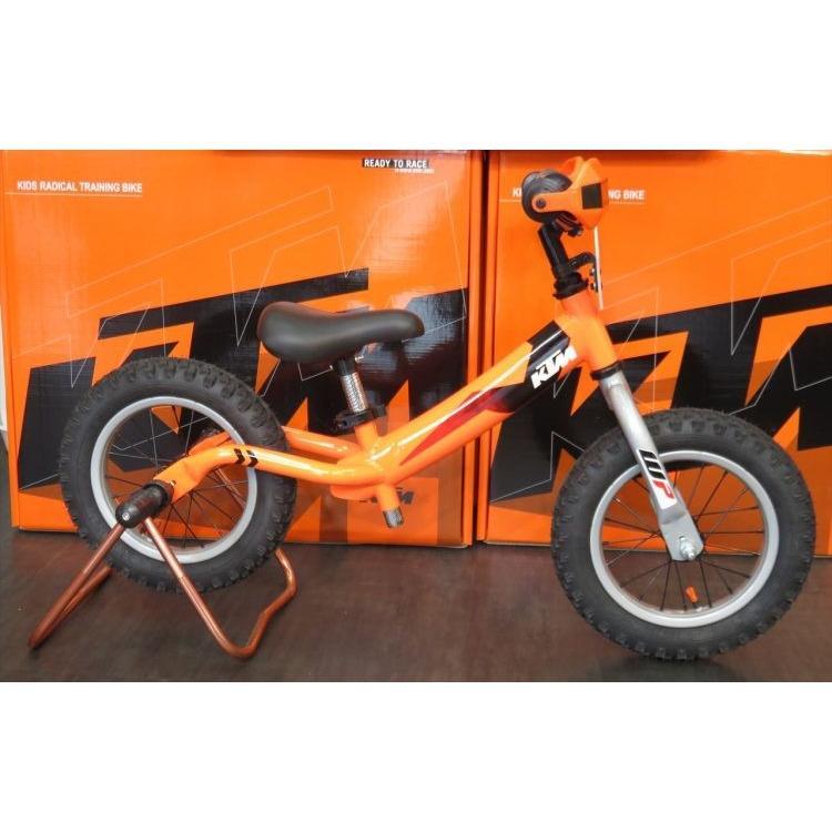 KTM キッズラジカルトレーニングバイク 2020年 幼児用自転車 キックバイク ペダル無し自転車 送料別 保育園 幼稚園  marutomiauto