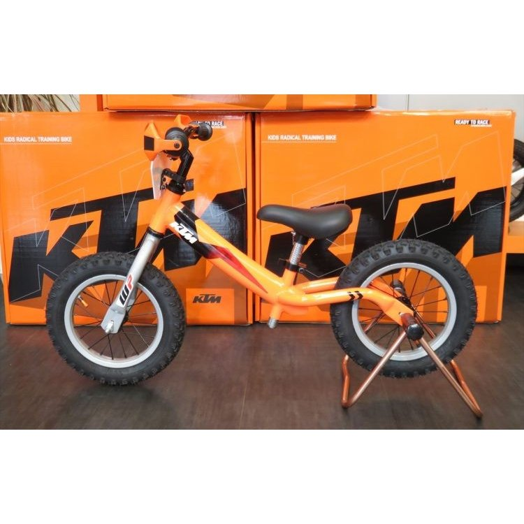 KTM キッズラジカルトレーニングバイク 2020年 幼児用自転車 キックバイク ペダル無し自転車 送料別 保育園 幼稚園  marutomiauto 02