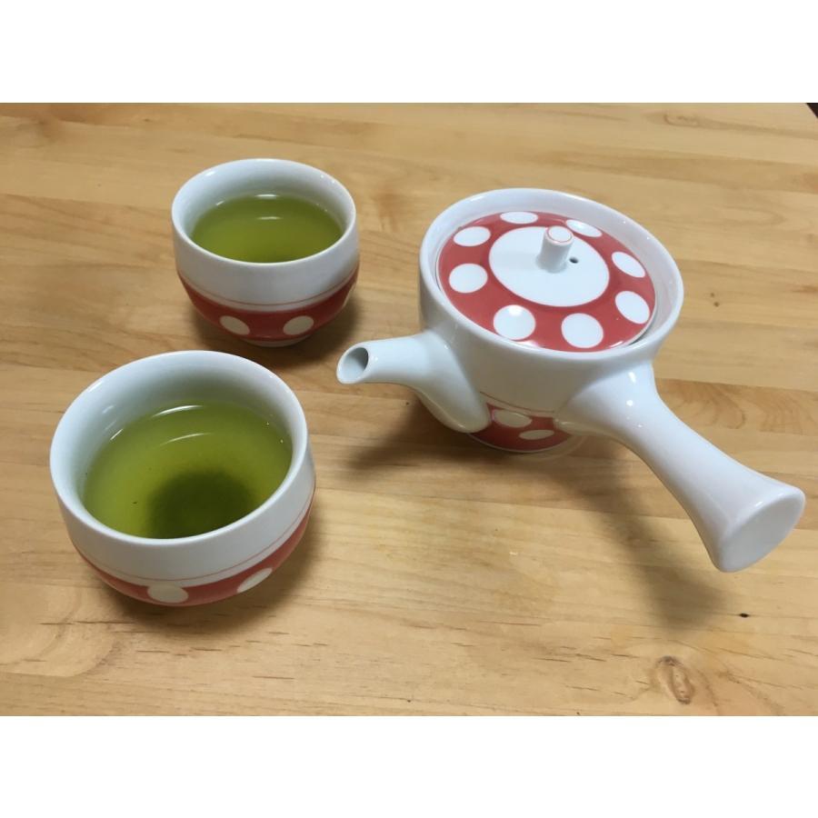 農家直売 やぶきた一番茶100% 静岡本山茶 うちまき育ち 200g|maruuchi|02
