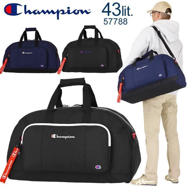 【セール】チャンピオン ボストンバッグ 60センチ 43リットル 修学旅行 Champion アロンソ 林間学校 57788 maruzen-bag