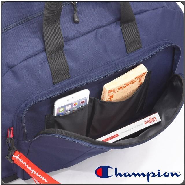 【セール】チャンピオン ボストンバッグ 60センチ 43リットル 修学旅行 Champion アロンソ 林間学校 57788 maruzen-bag 07