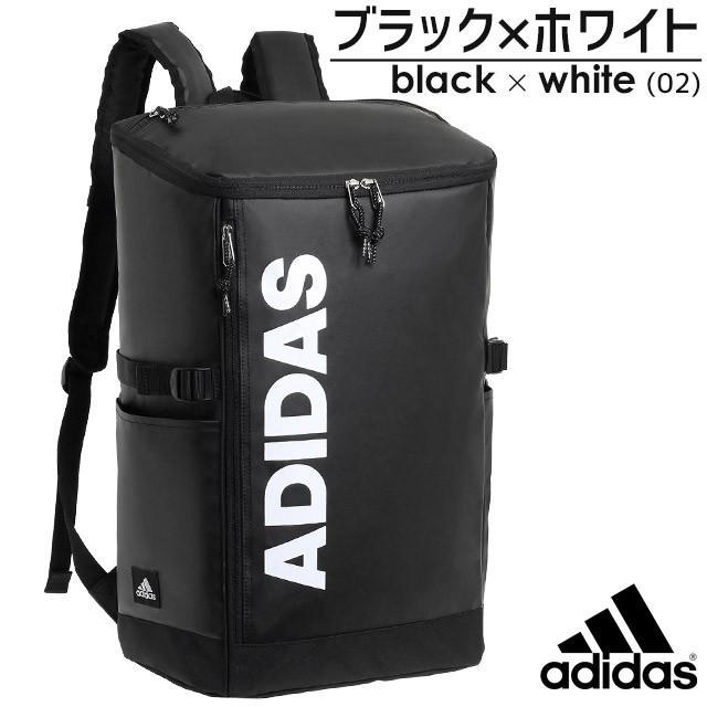 アディダス adidas リュック 通学 ボックス型 スクエア 30リットル 大容量 スクールバッグ 通学リュック 62792|maruzen-bag|03